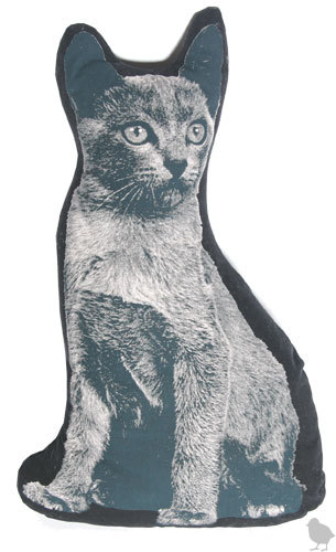Love It or Hate It? Fauna Kitty Pillow