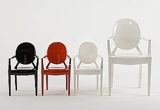 Nice and New: Lou Lou Ghost Chair