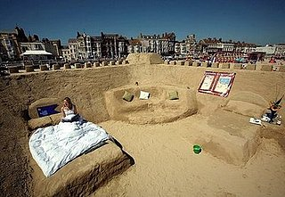 Home Away From Home: A Sand Hotel in Weymouth