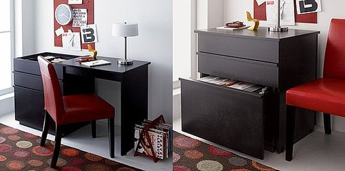 Nice and New: Convertible Compact Desk