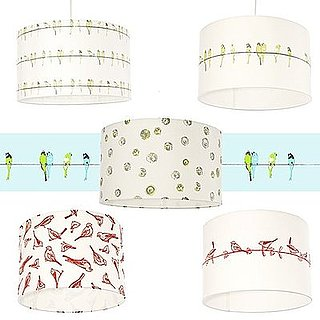 Etsy Find: Massey and Rogers Lampshades