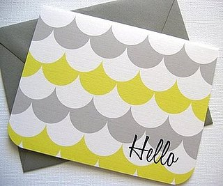 The Card Shop: Hello Everyday Stationery