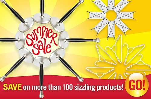 Sale Alert: The Container Store Summer Sale