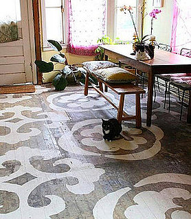 Midday Muse:  A Patterned Floor