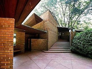 On the Market: Frank Lloyd Wright's Palmer House