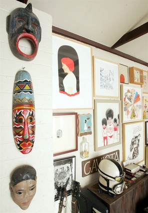 A Gallery at Home