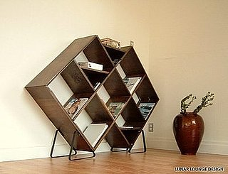 Etsy Find: Argyle Midcentury Shelving Unit