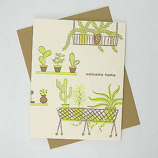 The Card Shop: Hello! Lucky Welcome Home Greeting Card