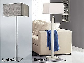 Less or More: Rectangular Floor Lamps