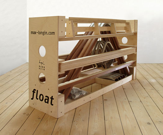Cool Idea: The Float Bed