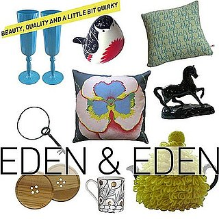 Nice and New: Eden & Eden Launches E-Commerce Site