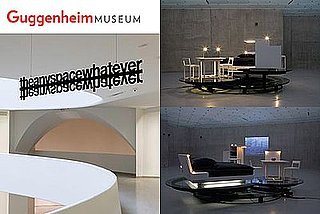 Home Away From Home: The Guggenheim Museum