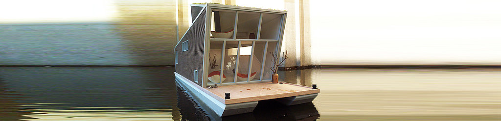 Coveted Crib: The Floating House