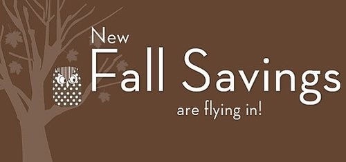 Sale Alert: Fall Savings at PBteen