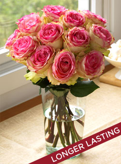 If you're looking for your own regal petals, try a dozen Organic Bouquet Crown Majesty Roses ($49.95). XOXO, C