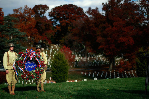 Midday Muse: Veterans Day, Your Way