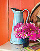 Casa Quickie: Use Water Glasses For Flower Arrangements