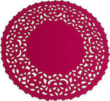 Donna Wilson's Felt Doily ($35) reinvents the antiquated place mat in a new material.