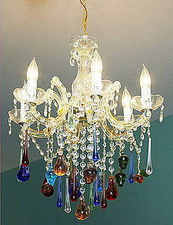 Love  It or Hate It? Customized Chandelier