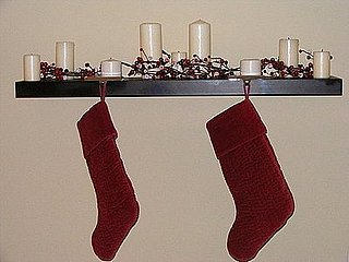 Su Casa: A Christmas Mantel Shelf