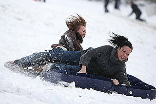 Do You Have a Sledding Hill at Your House?