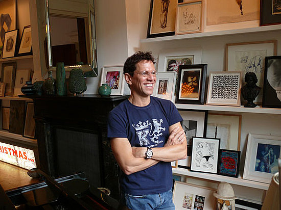 Coveted Crib: Jonathan Sheffer&#039;s NYC Atelier