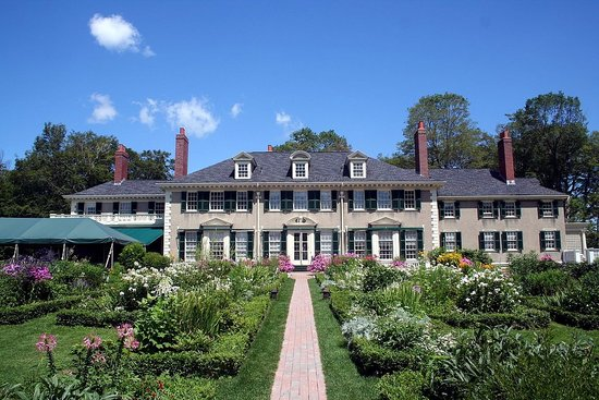 Guess Which President's Son Lived Here?