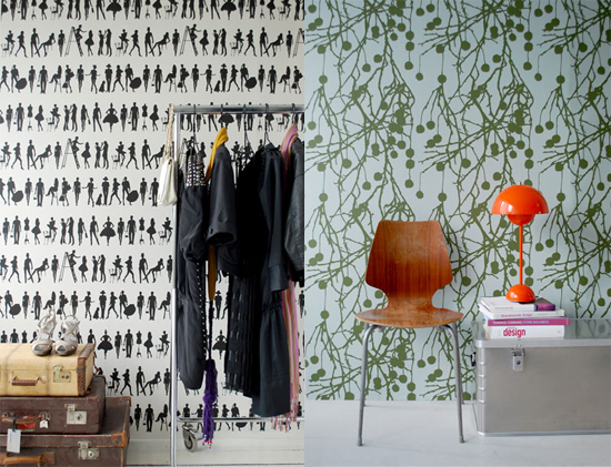 Ferm's Collection No. 3 is full of must-have wallpaper. Source