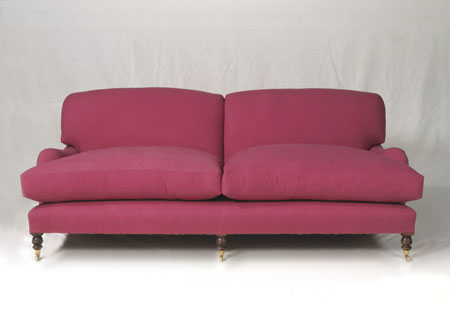 George Sherlock Extended Two-Seater Sofa
