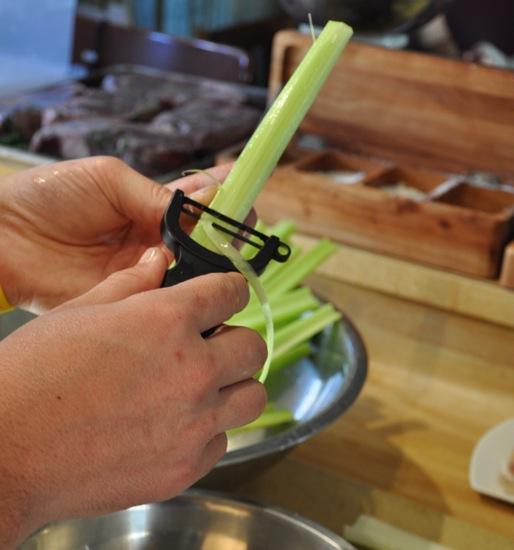 Shaved Celery Salad