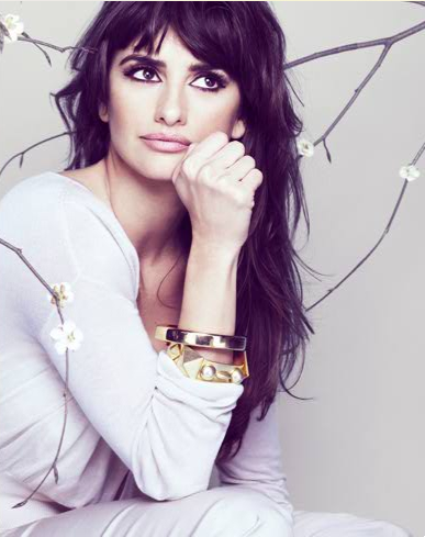 Sneak Peek! Penelope Cruz for Mango Spring '09 (DRAFT)
