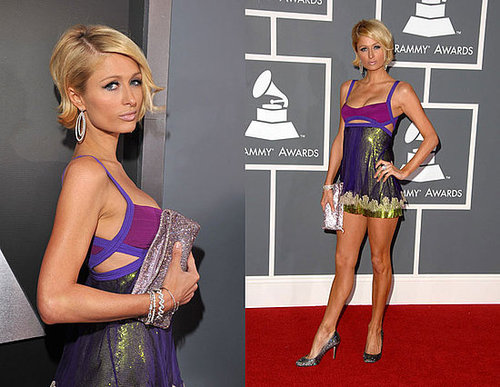 Grammy Awards: Paris Hilton