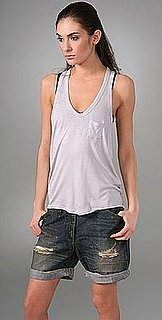 The Look For Less: Alexander Wang Lavender Mini Pocket Tank