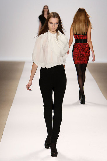 New York Fashion Week, Fall 2009: Yigal Azrouel