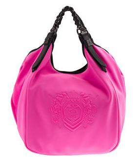 Givenchy Neoprene Tote Hot Pink
