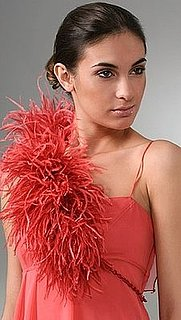 Chris Benz Ostrich Feather Collar: Love It or Hate It?