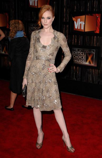 Red Carpet Wonder: Evan Rachel Wood