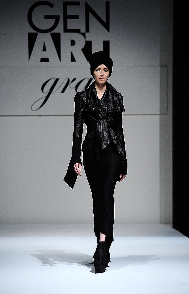 2009 LA Fashion Week: Grai