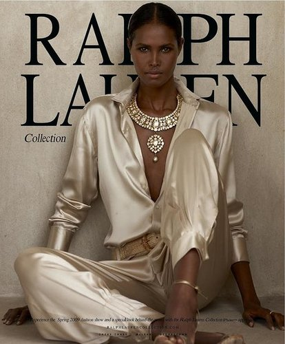 A Few Fab Words With Ralph Lauren Model Ubah Hassan