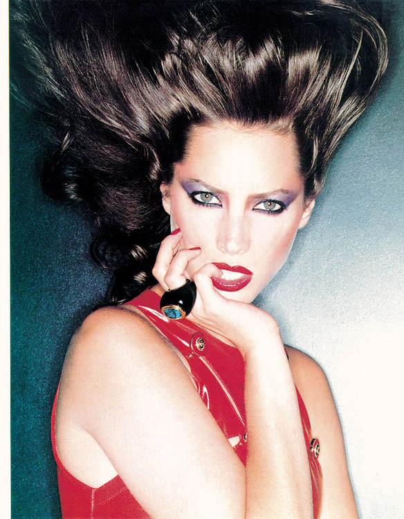 Model Muse: Christy Turlington