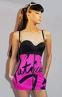 Patricia Field Salutes Sprouse Club Skirt: Love It or Hate It?