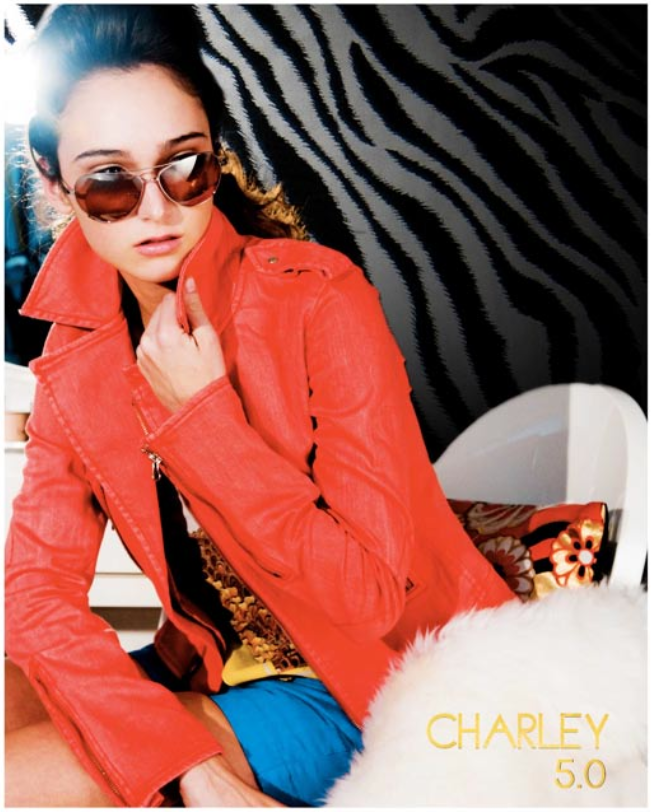 Look Book Love: Charley 5.0