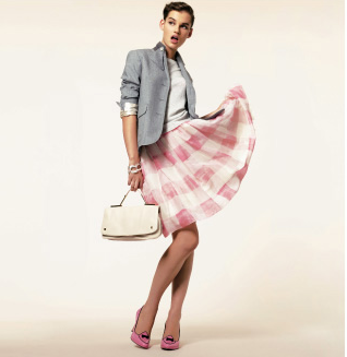 Look Book Love: Liz Claiborne, Spring '09