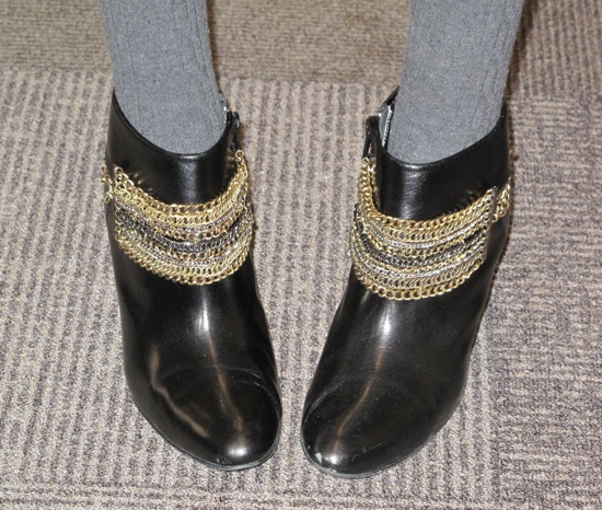 Fab DIY: Shoe Chains