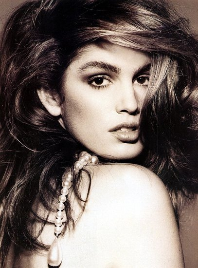 Photos of Supermodel Cindy Crawford