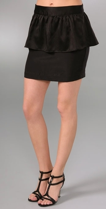 The Look For Less: Rory Beca Two Layer Skirt