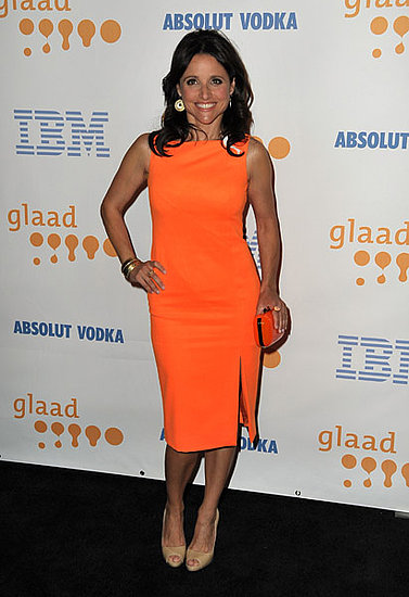 The Fashion at the 2009 GLAAD Awards