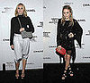 Diane Kruger and Mary-Kate Olsen in Chanel at Chanel's Tribeca Film Festical Event