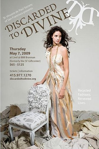 Discarded to Divine Fashion Show, Thursday, 5/7