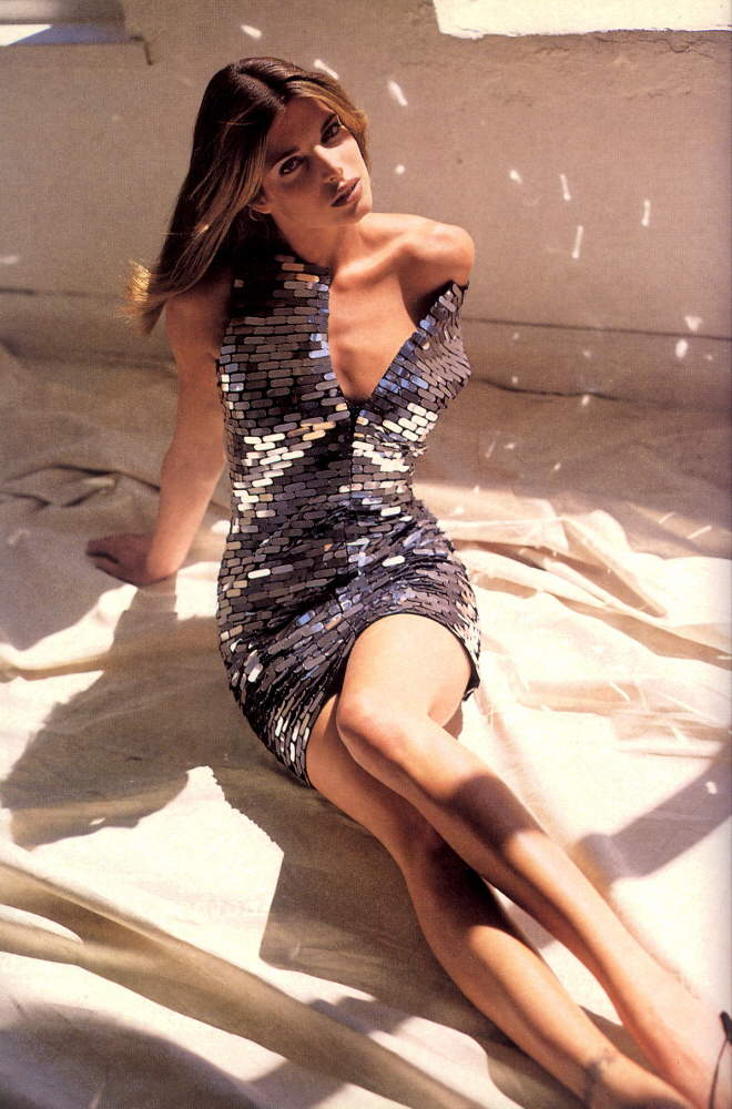 Photos of Supermodel Stephanie Seymour